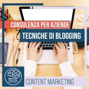 Tecniche di Blogging