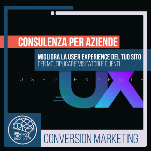 Migliora la User Experience del tuo sito per moltiplicare visitatori e clienti