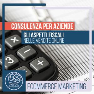 Gli aspetti fiscali nelle vendite online