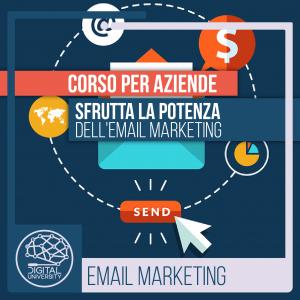 Sfrutta la potenza dell'email marketing