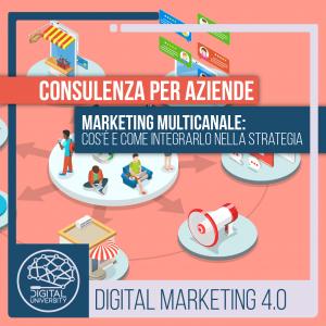 Marketing Multicanale: cos'è e come integrarlo nella strategia