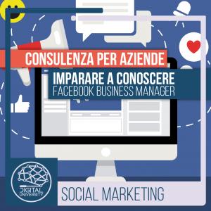 Imparare a conoscere Facebook Business Manager