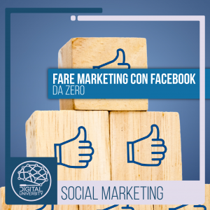 Fare Marketing con Facebook da Zero
