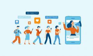 In che modo i social media influenzano il 71% delle decisioni di acquisto dei consumatori
